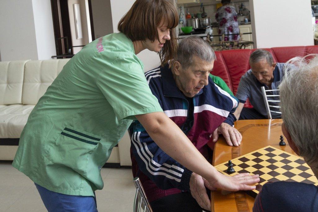 Интернаты для пожилых подмосковье частные дома для престарелых смоленская область
